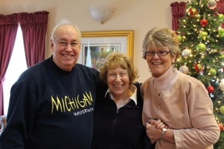 Dave, Mom and Rita