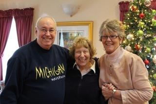 Dave, Mom and Rita
