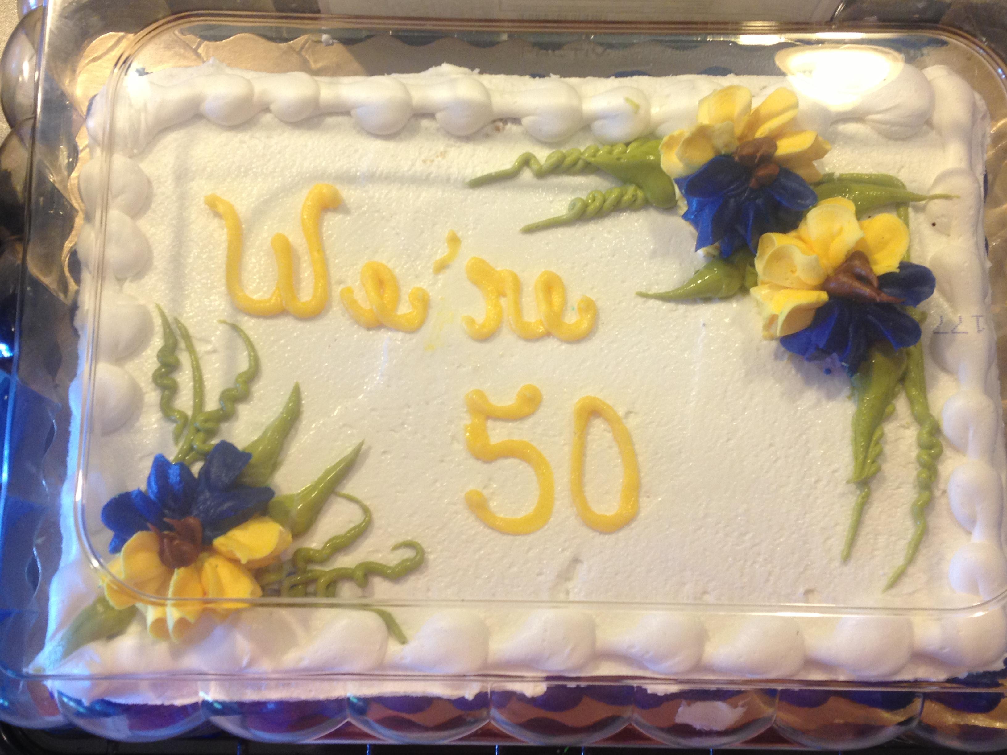 50th birthday celebration | funnysister